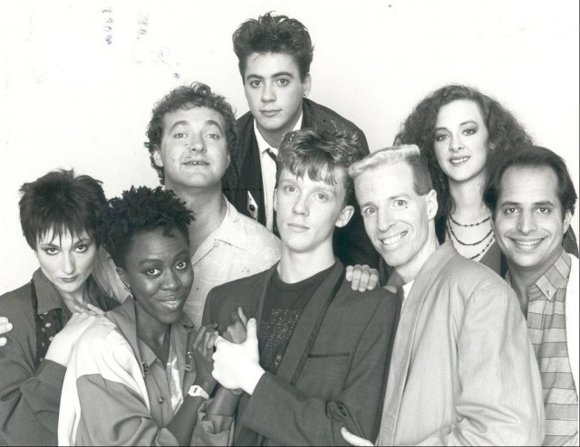 Danitra's cast of SNL