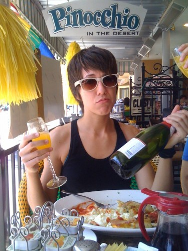 alex-with-mimosas