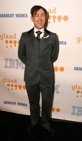 Alan Cumming GLAAD Awards