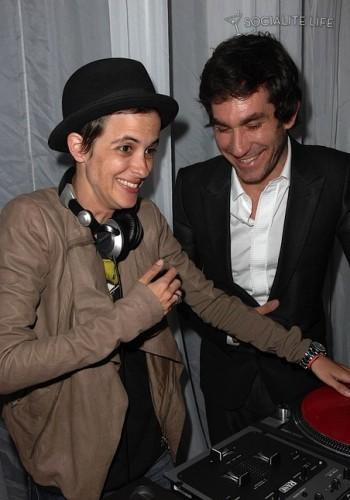 DJ Samantha Ronson is Not So Alone