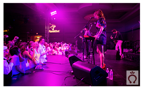 Live at Dinah Shore (last year)