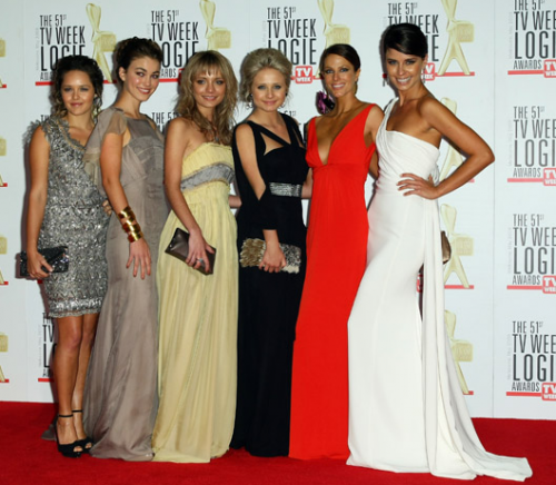 "The Ladies of ""Home and Away"""