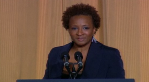 Wanda Sykes Speaks at Correspondents Dinner