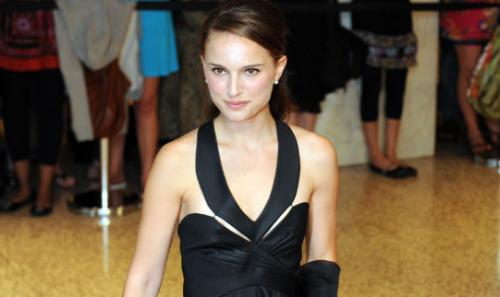 Natalie Portman: V for Very Hot