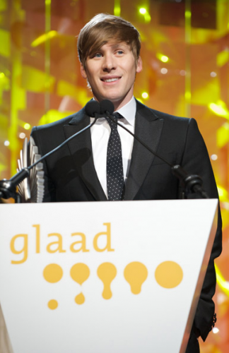 Dustin Lance Black Wins Award For Most Awards