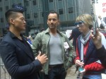 Video! NYC's Big Gay Day: Autostraddle Does the Anti-Gay Evangelical Rally, Chats with Dan Choi