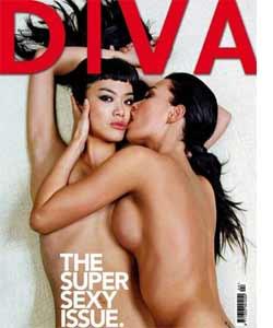 DIVA cover creates controversy!