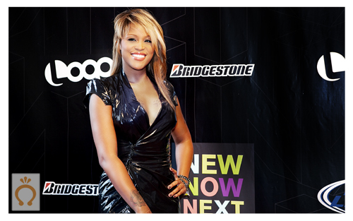 Eve was the most famous person at the NewNowNext Awards