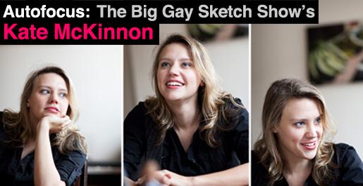 The big gay sketch show