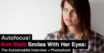 Kim Stolz Smiles With Her Eyes: The Autostraddle Interview
