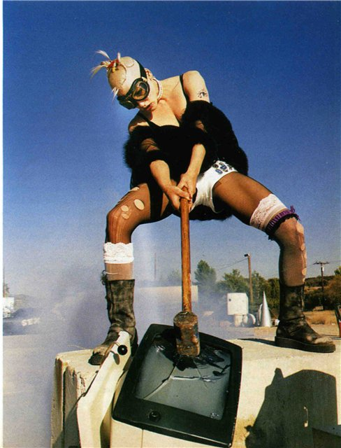 Tank Girl = Fashion Icon