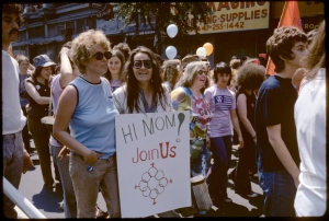 Christopher Street Liberation Day, 1971