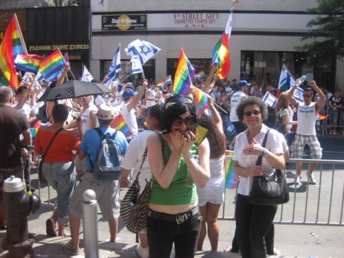 Otherwise-Inclined Stef has found her people (not the gays, the JEWS!)