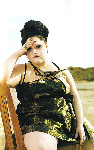 Beth Ditto gay