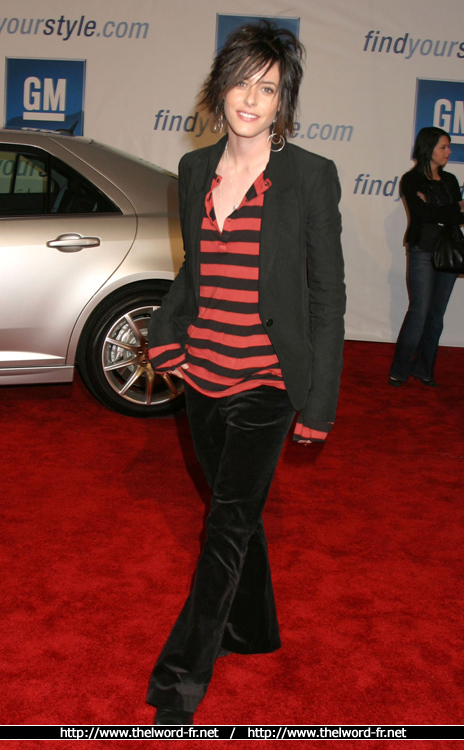 Kate Moennig red carpet