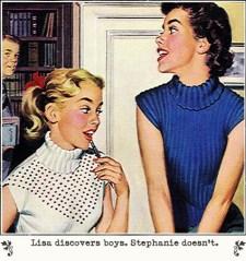 Stephanie Doesn't Like Boys