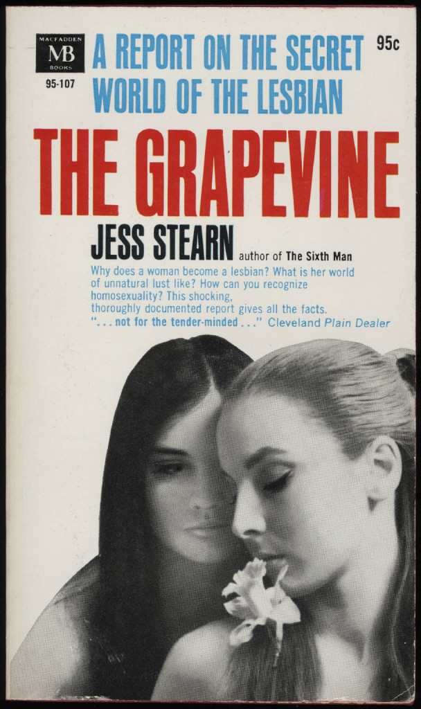 The Grapevine Lesbian Pulp Fiction Lit