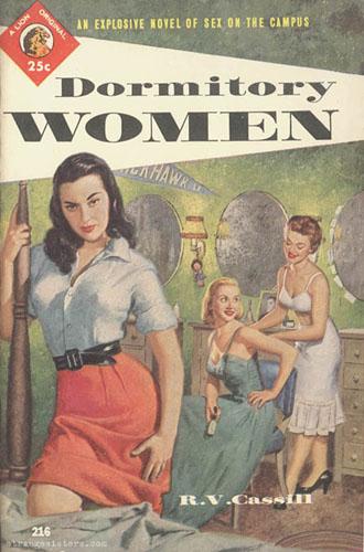 Dormitory Women lesbian lit
