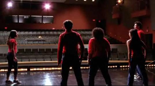 Glee-backlight