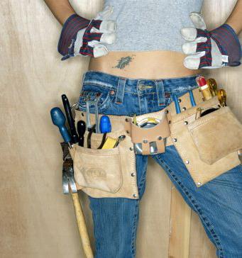 lesbian tool belt