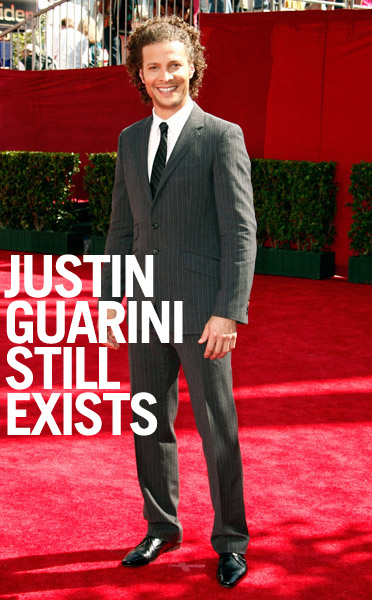 Justin Guarini looks back on his