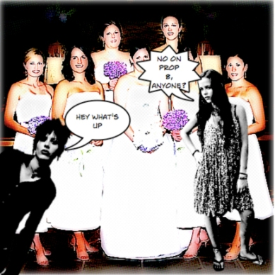 lily-bridesmaids