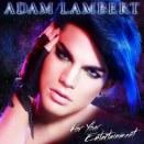 Adam Lambert For Your Entertainment album cover