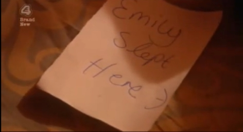 Emilyslepthere
