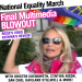 National LGBTQ Equality March Stimulates a New Generation: Interviews & Video