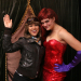 Autofocus! Goes to Carlytron's Hollywood Scares Halloween Costume Eleganza