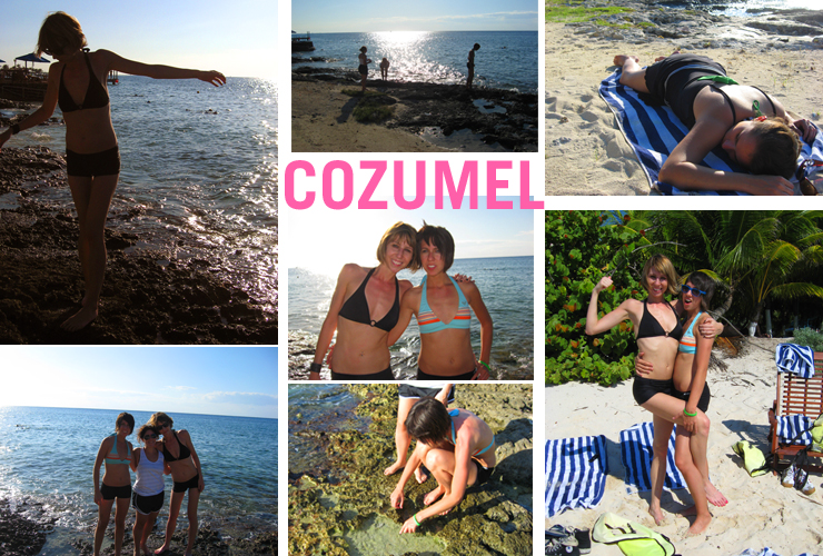 Cozumel-Graphic