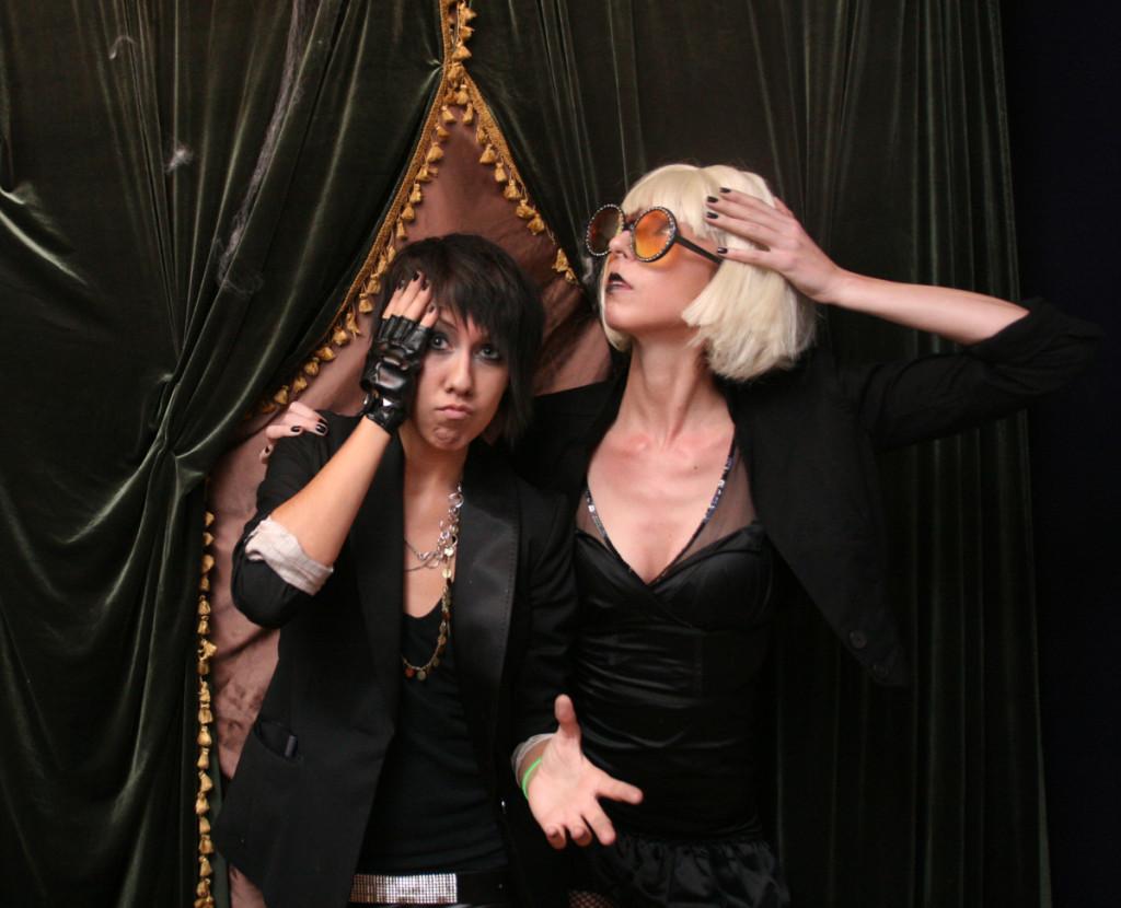 Adam and Gaga