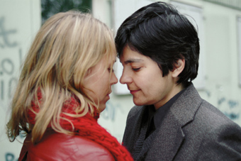 Unveiled (Fremde Haut/German) is a beautiful film. An Iranian woman,  Fariba, is caught having an affair with a married woman. Double no-no for  Iran.