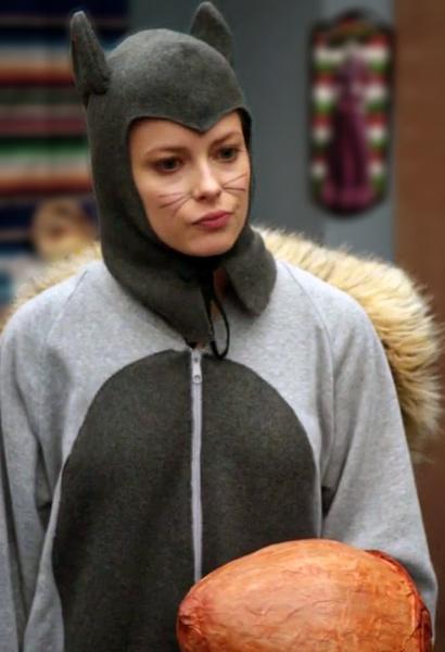 Britta's Squirrel Costume
