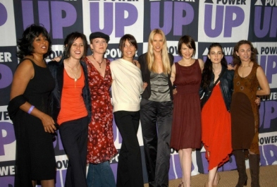 Power Up's L Word Party 2003