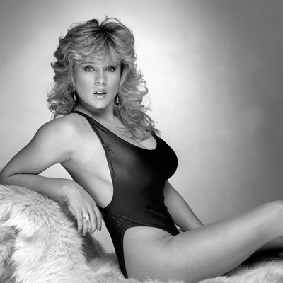 Samantha Fox was the Spank