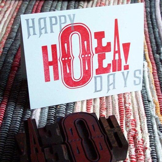 afavorite holla days