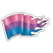The Bisexual Flag... for real!