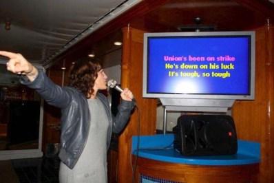 nicole karaoke