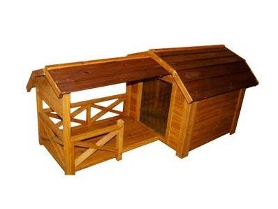 pet wood home