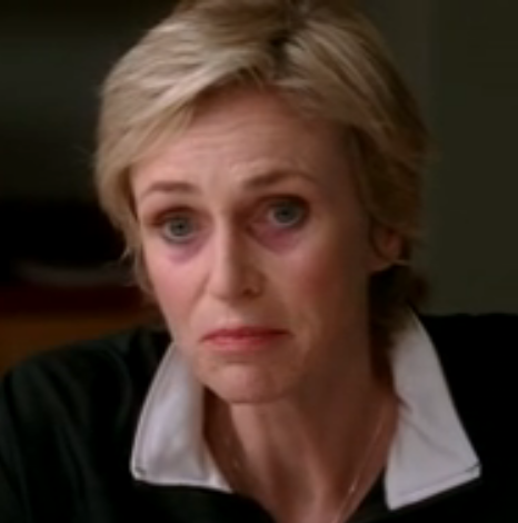 Sue Sylvester Jane Lynch