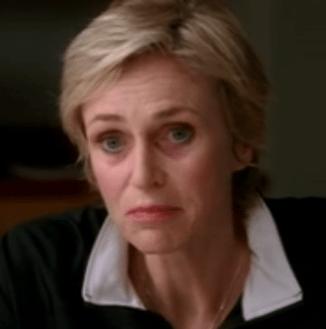 Sue Sylvester Jane Lynch