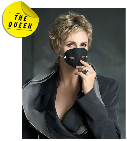 Jane Lynch - The Queen