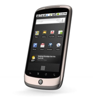 Nexus One Phone - Web meets phone.-1