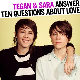 tegan and sara website