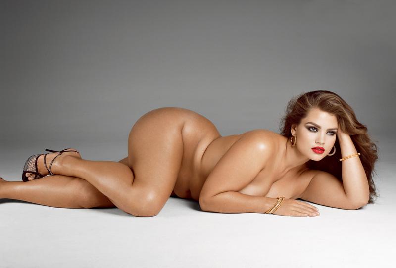 Nude curvy models — img 14