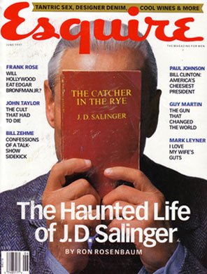 a respect for the personal life of jd salinger Shmoop guide to jd salinger biography smart, fresh history of jd salinger biography by phds and masters from stanford, harvard, berkeley.