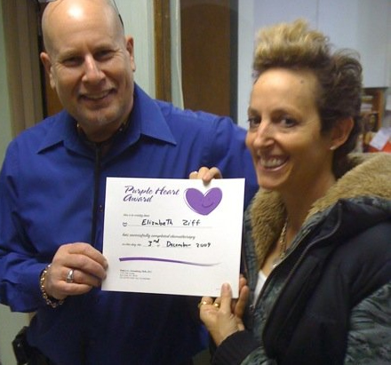 chemo completion certificate
