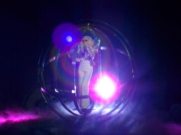 Monster Ball Gaga Orb
