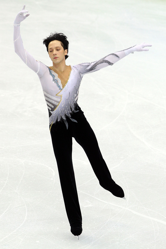 Johnny Weir Olympic long program